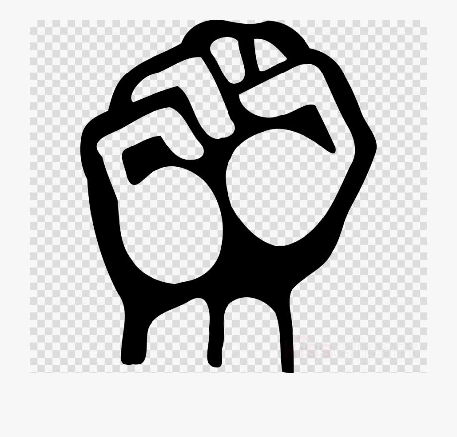 Raised png clip art. Fist clipart revolution fist