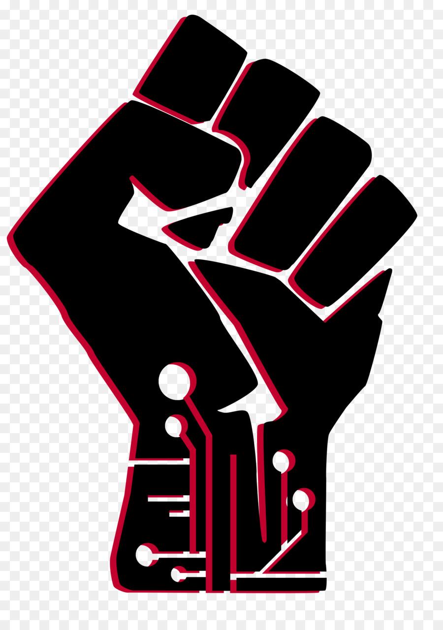 Fist clipart revolution fist. Black power png download