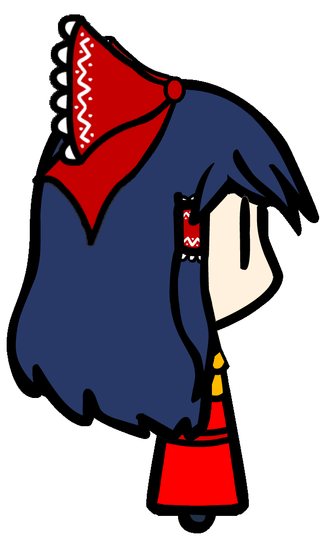 Fist clipart side view. Reimu no arms by