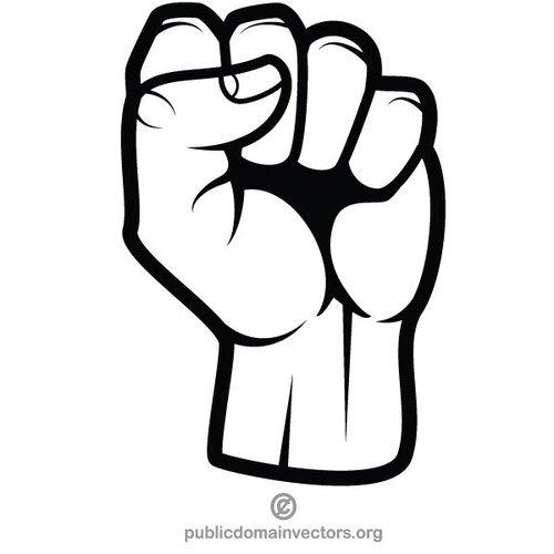 Thumbs free download best. Fist clipart sideways
