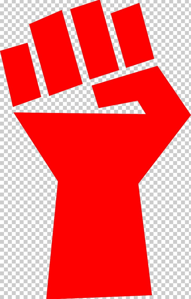 Raised png angle area. Fist clipart socialism