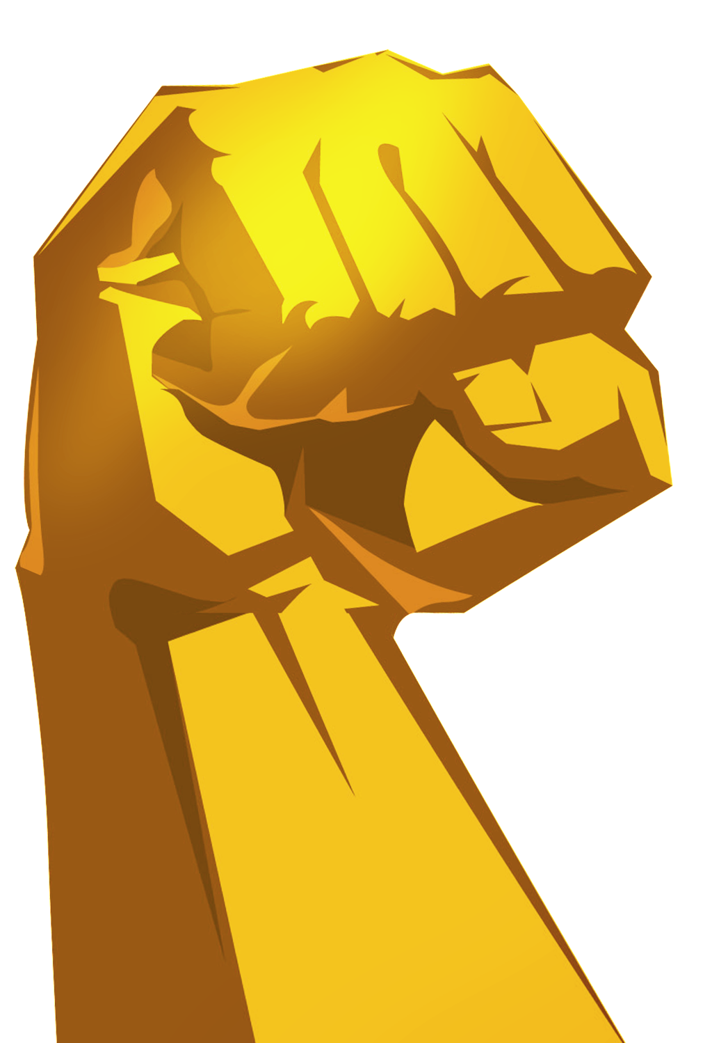 Fist clipart strength. Power free download png