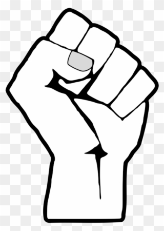 Free png clip art. Fist clipart two