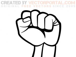Fist clipart vector. Free download best on