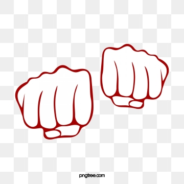 Fist clipart vector. Png psd and with