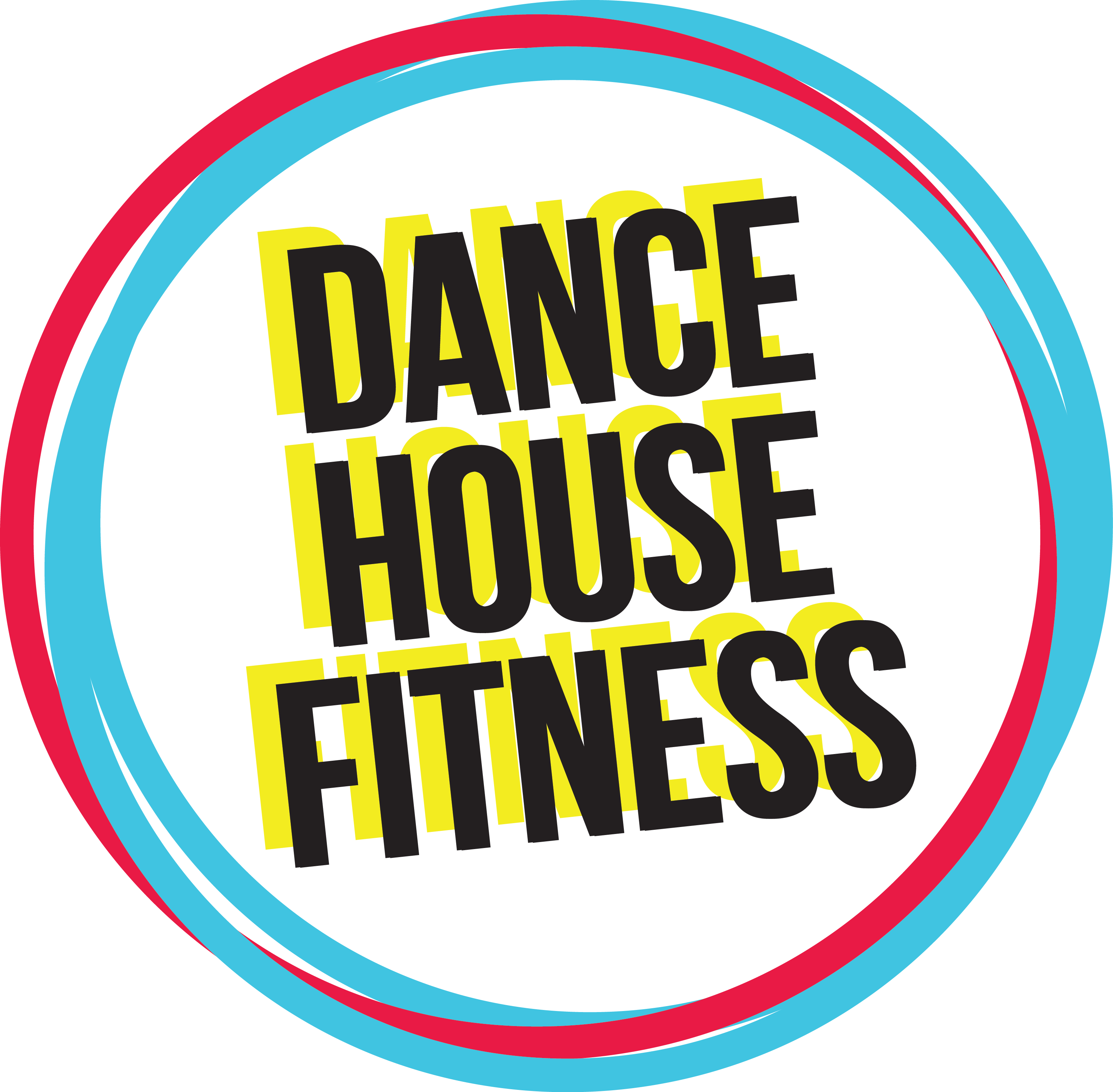 Dhf house choreography. Fitness clipart aerobic dance