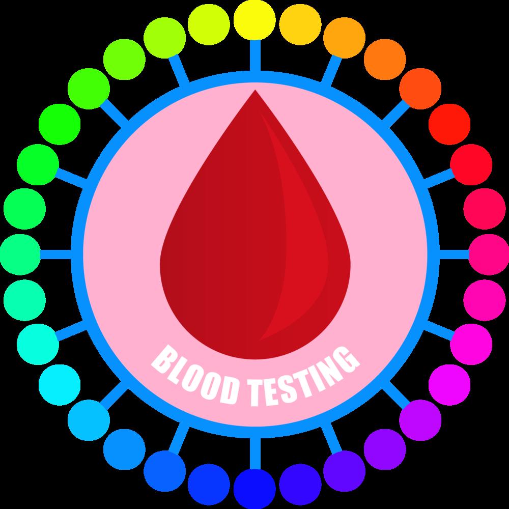 Blood testing profiling ali. Nurse clipart lab test