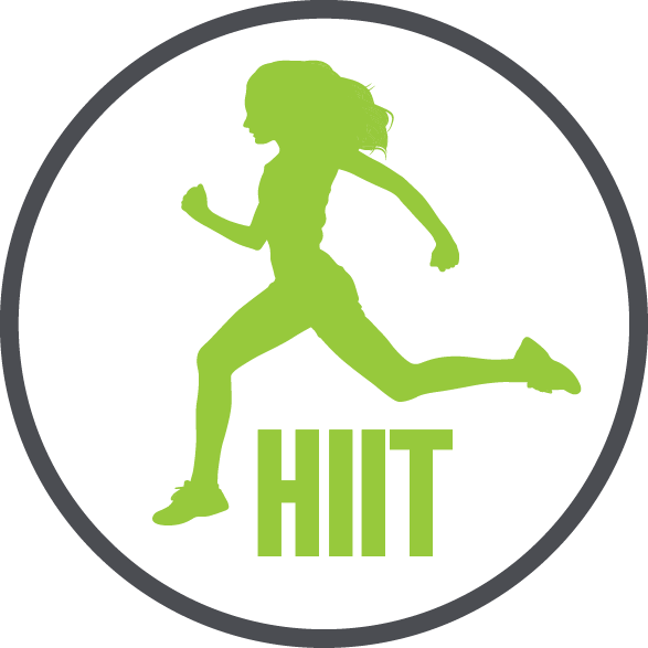 Your next move training. Fitness clipart hiit