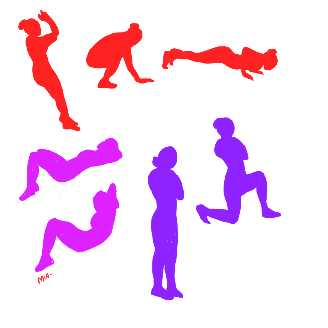 Fitness clipart hiit. The miracle workout for