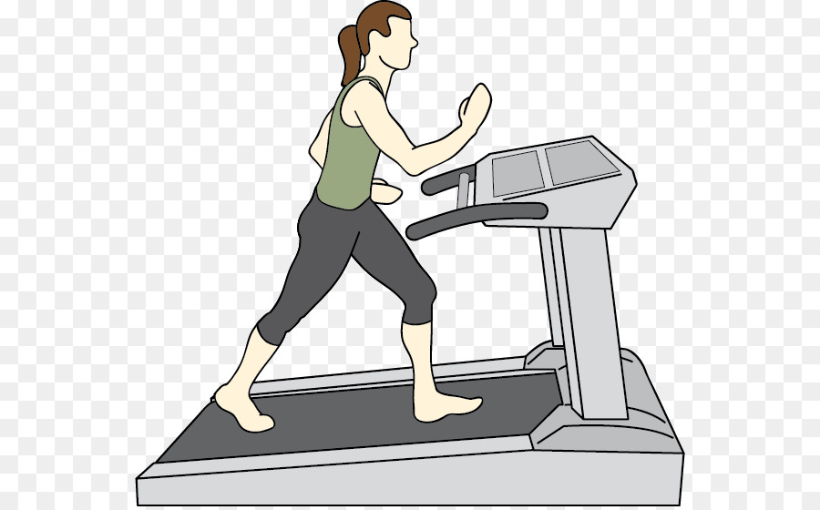Fitness cartoon png download. Gym clipart exercise machine