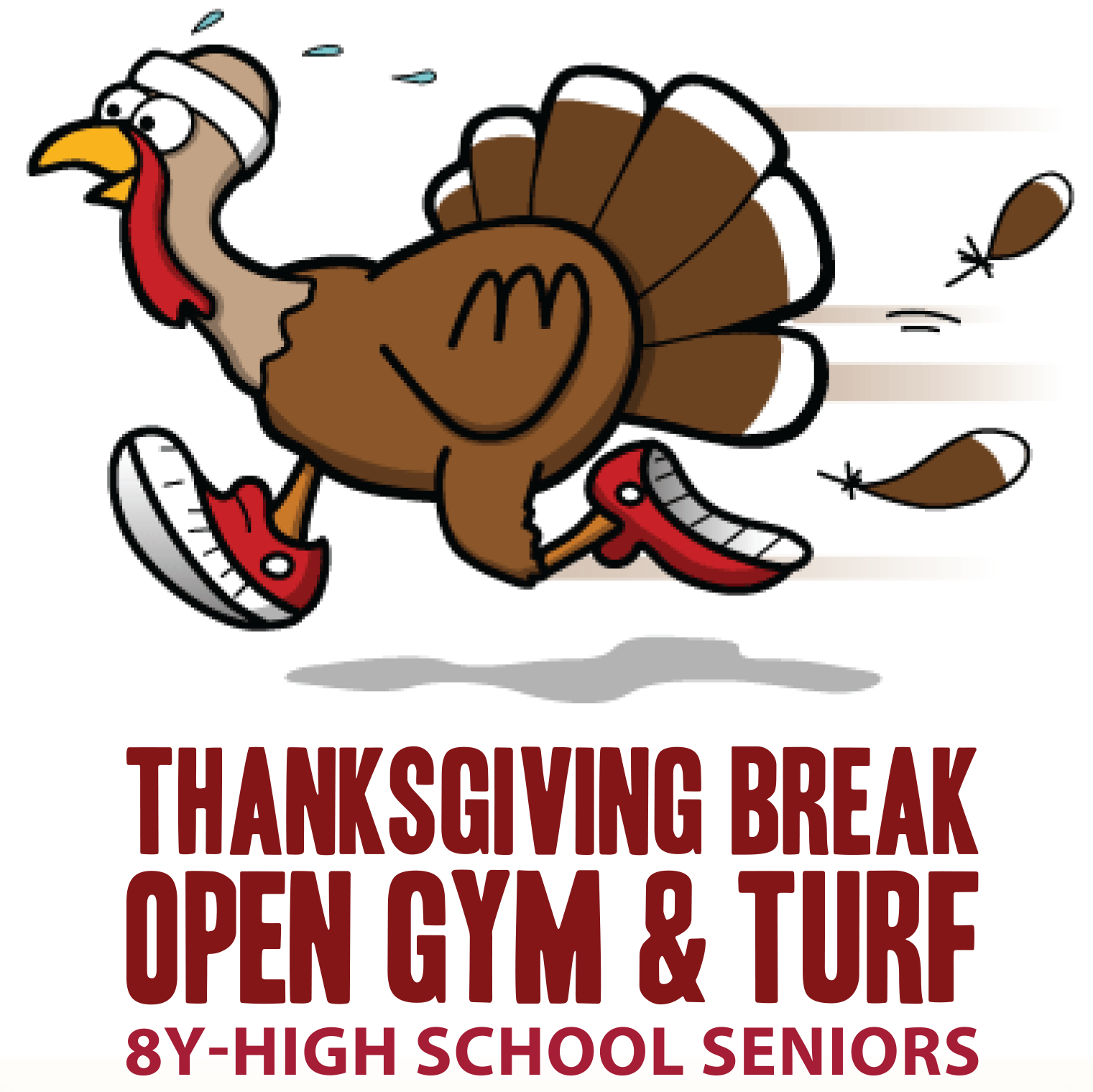 Thanksgiving break open gym. Locker clipart workout room