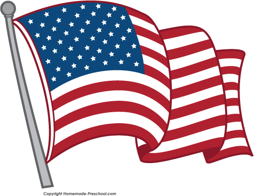 Flags clipart. Free american click to