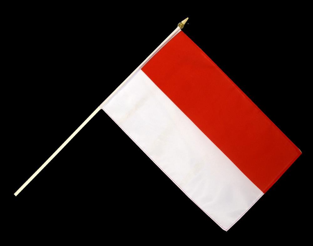 Indonesian belgium. Flag clipart animated