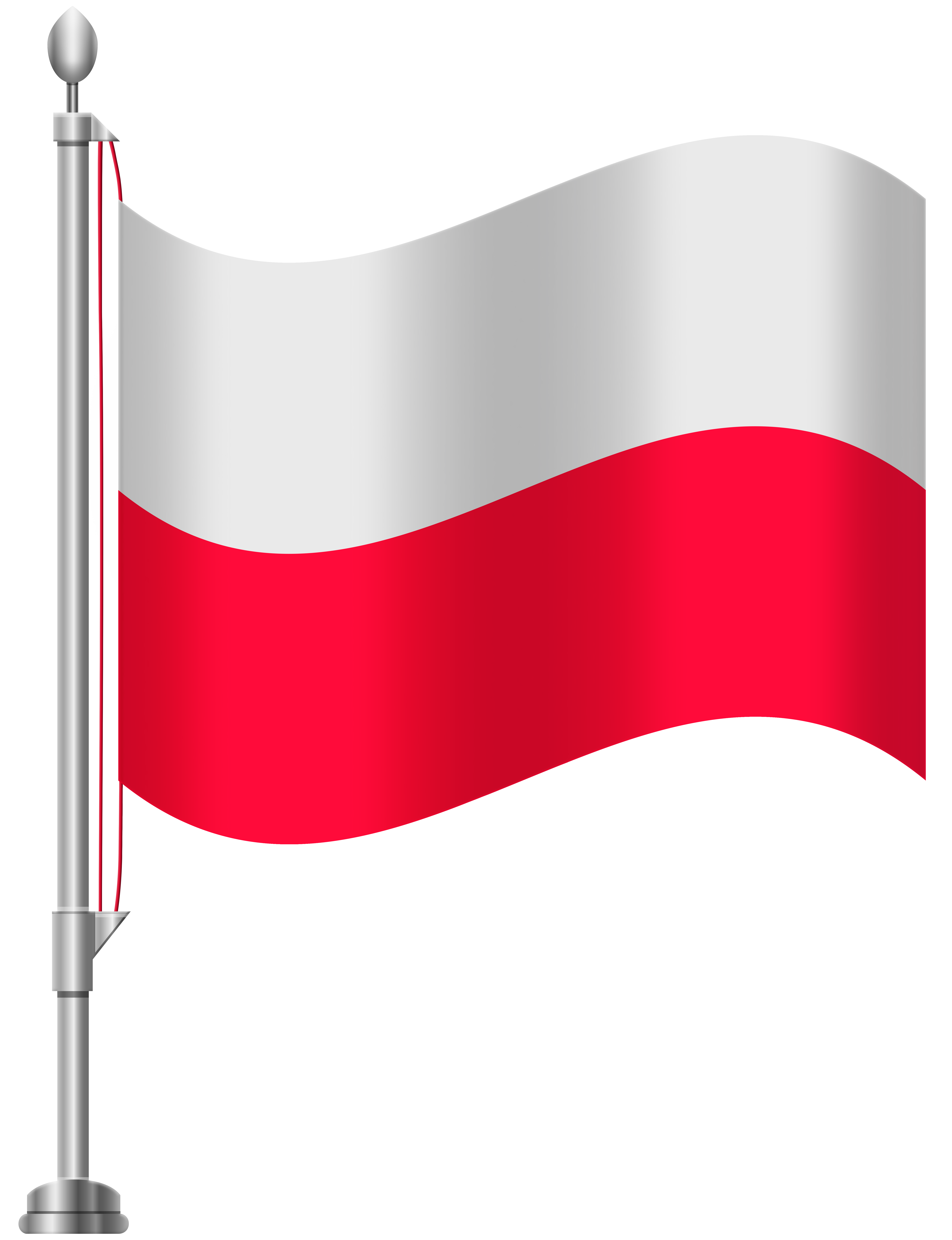 Heels clipart easy. Poland flag png clip