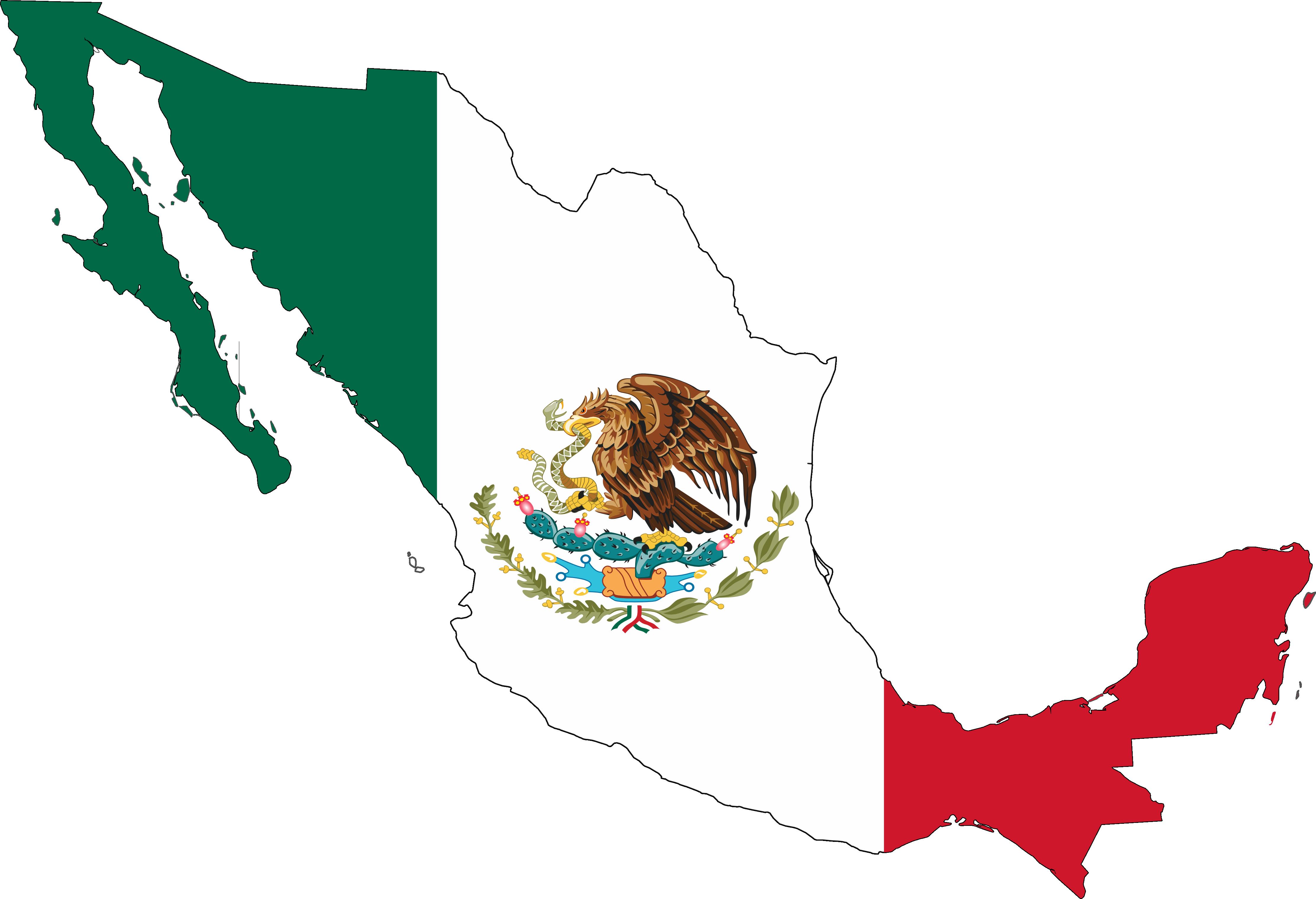 Mexican clip art panda. Free clipart flag
