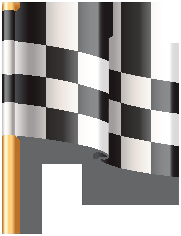 Checkered png clip art. Race clipart checker flag