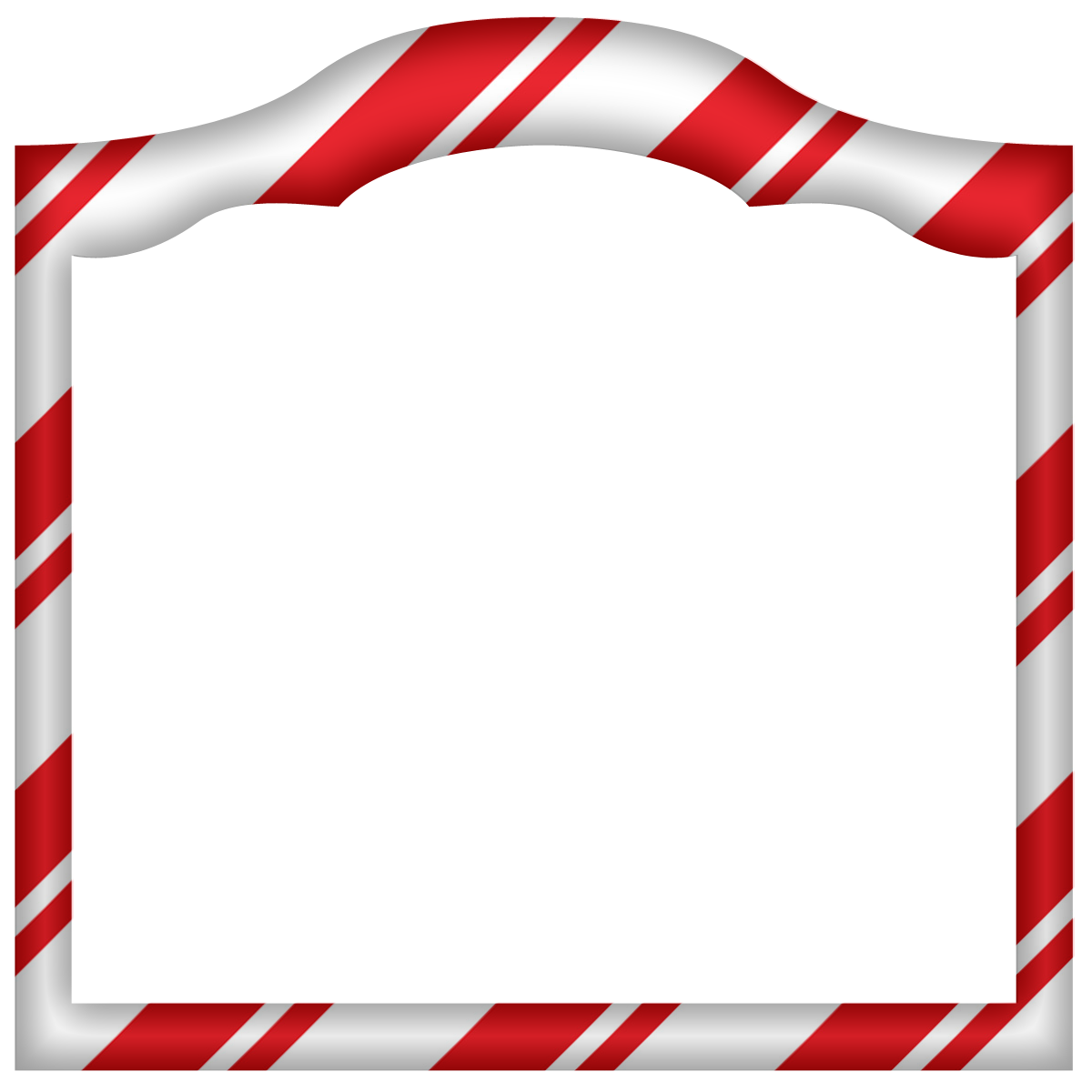 Free christmas picture border. Flag clipart frame