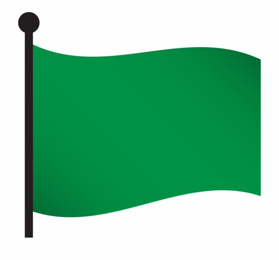 Flag clipart green. Free png images download
