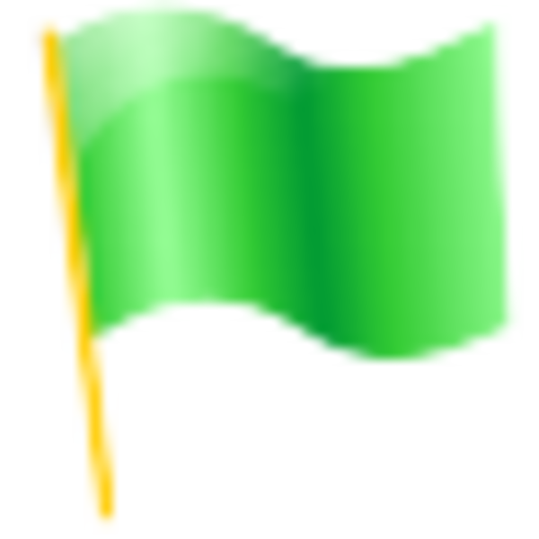 Free images at clker. Flag clipart green
