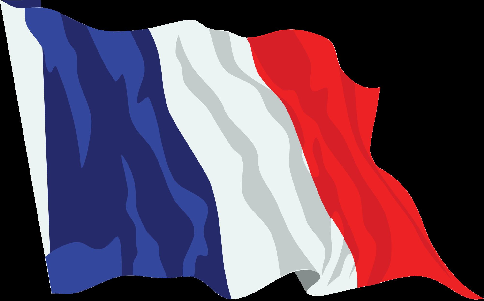 German clipart wavy. France flag png image