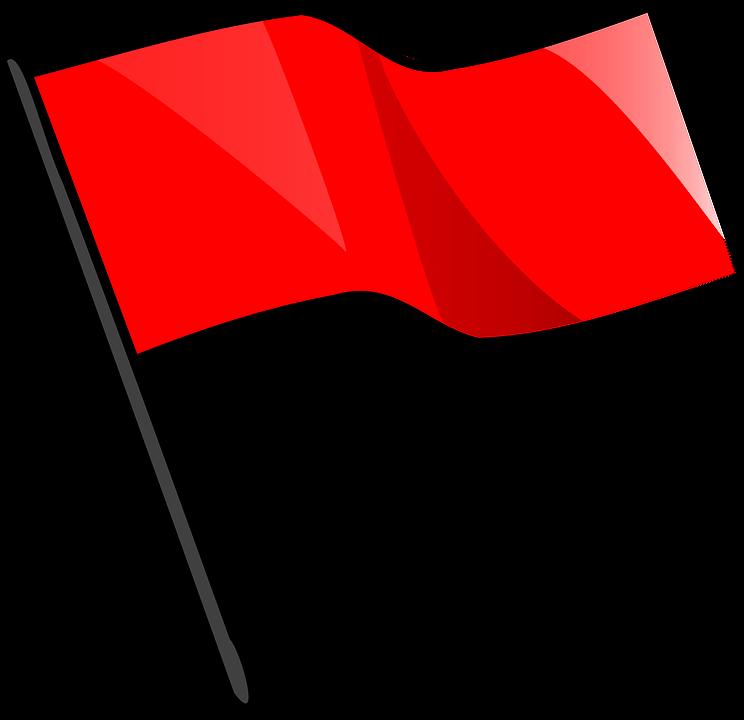Markers clipart flag. Flags marker frames illustrations