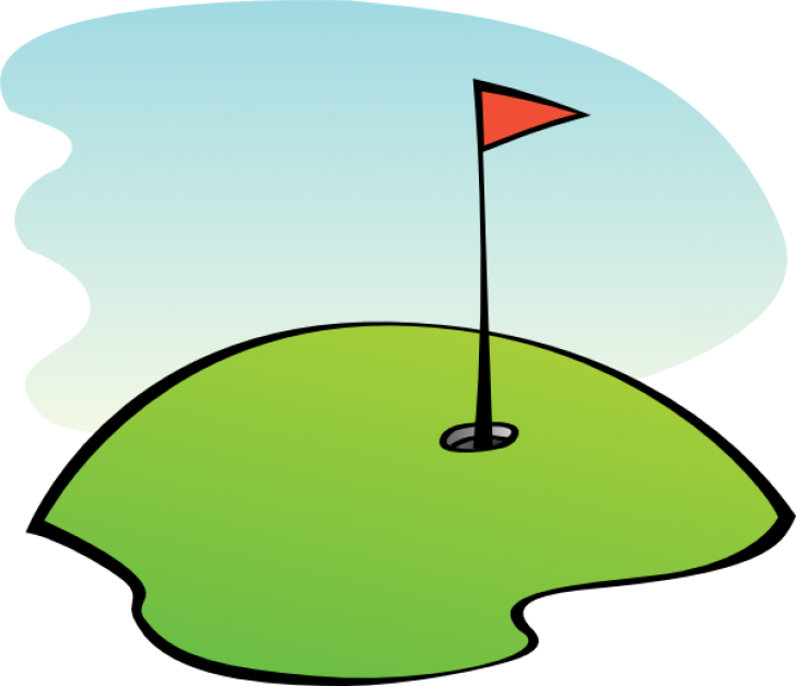 Flags mini golf