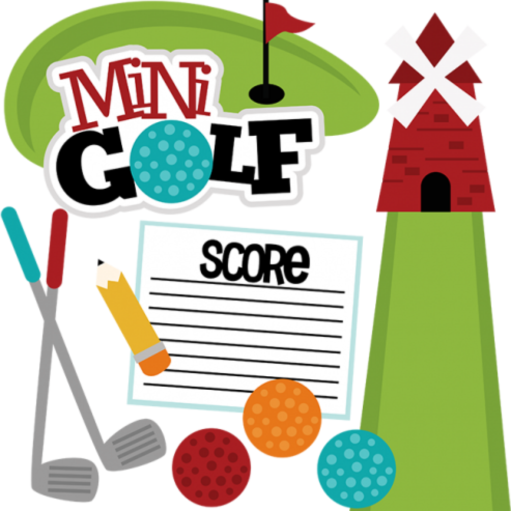 Mini golf teacher hatenylo. Golfing clipart clip art