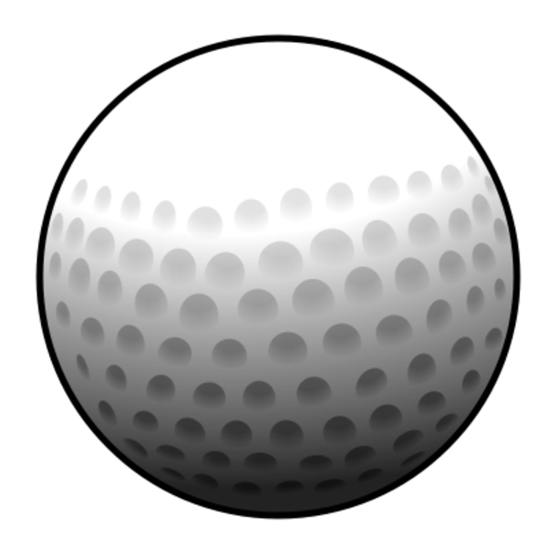 Golf clipart free stock photo. Ball clip art png