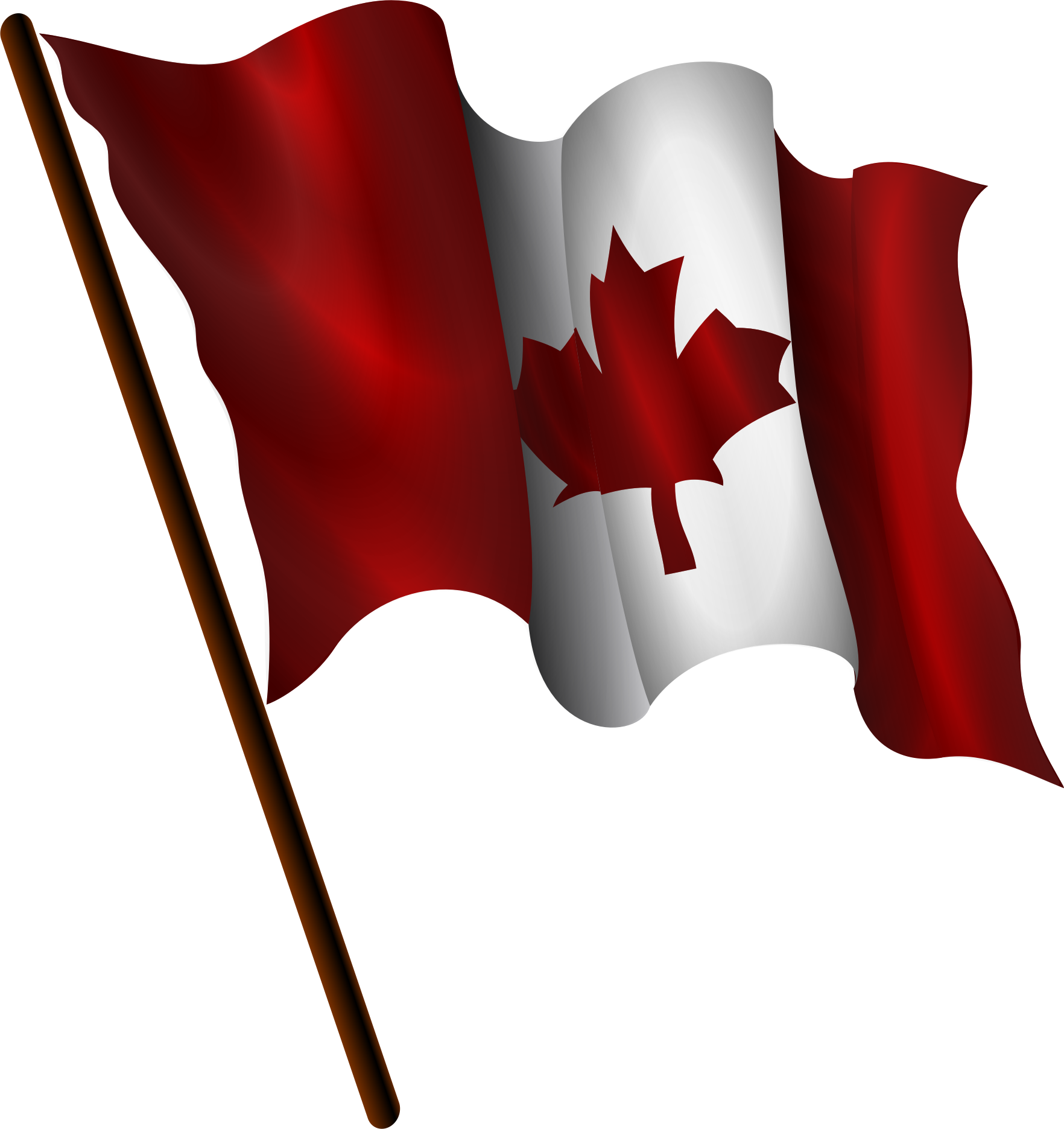 Happy canada day bed. Nickel clipart money canadian
