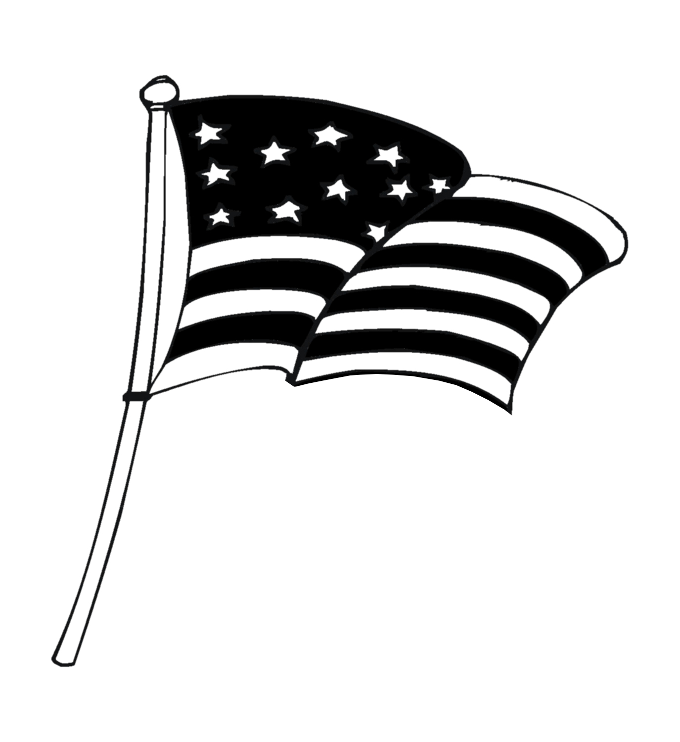Flag clipart post. Free it download clip