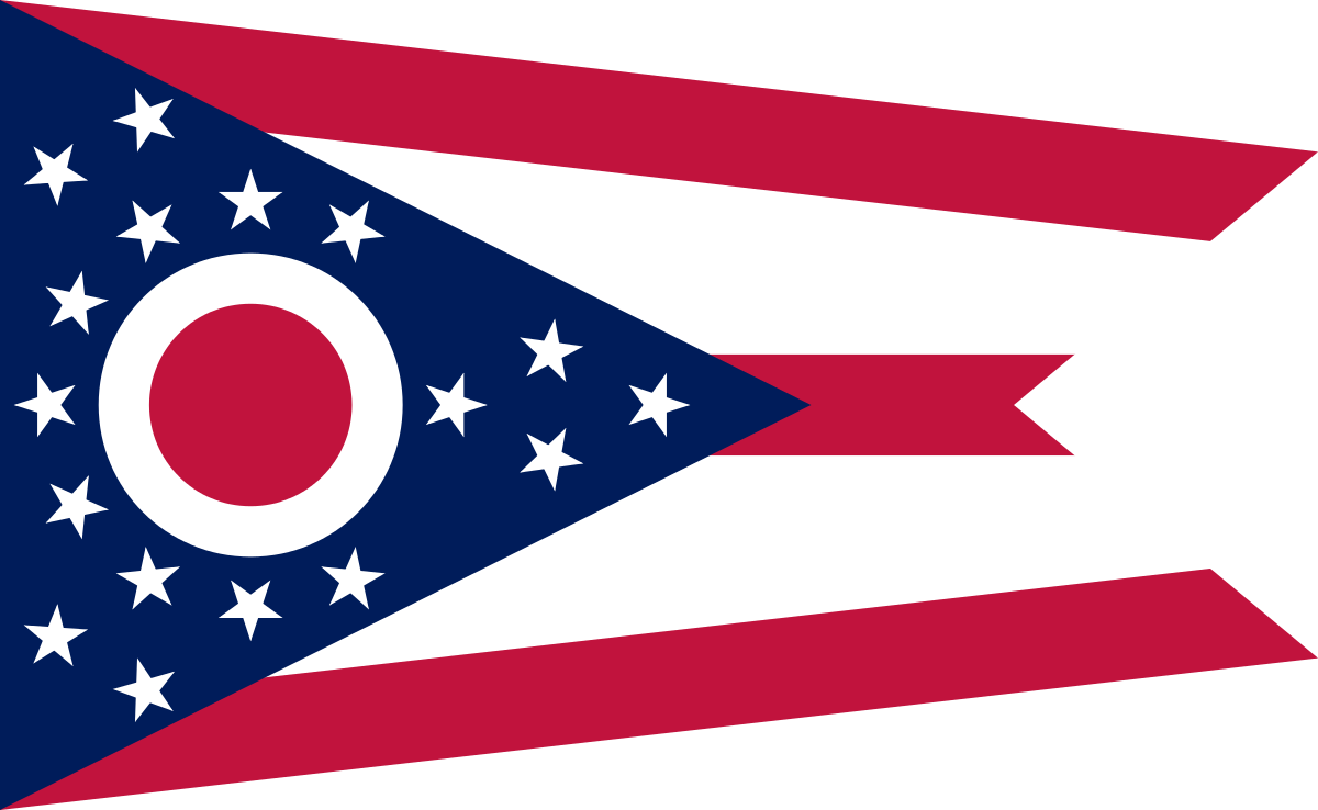 Free ohio flag images. Flags clipart printable