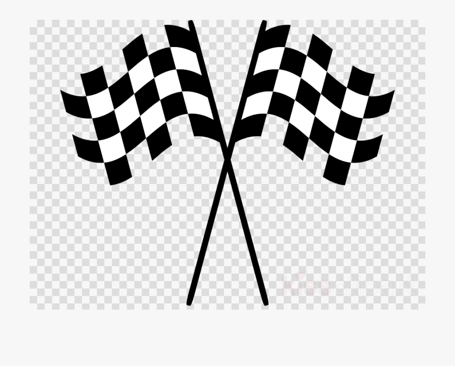 Race clipart racing background. Flag flags auto clip