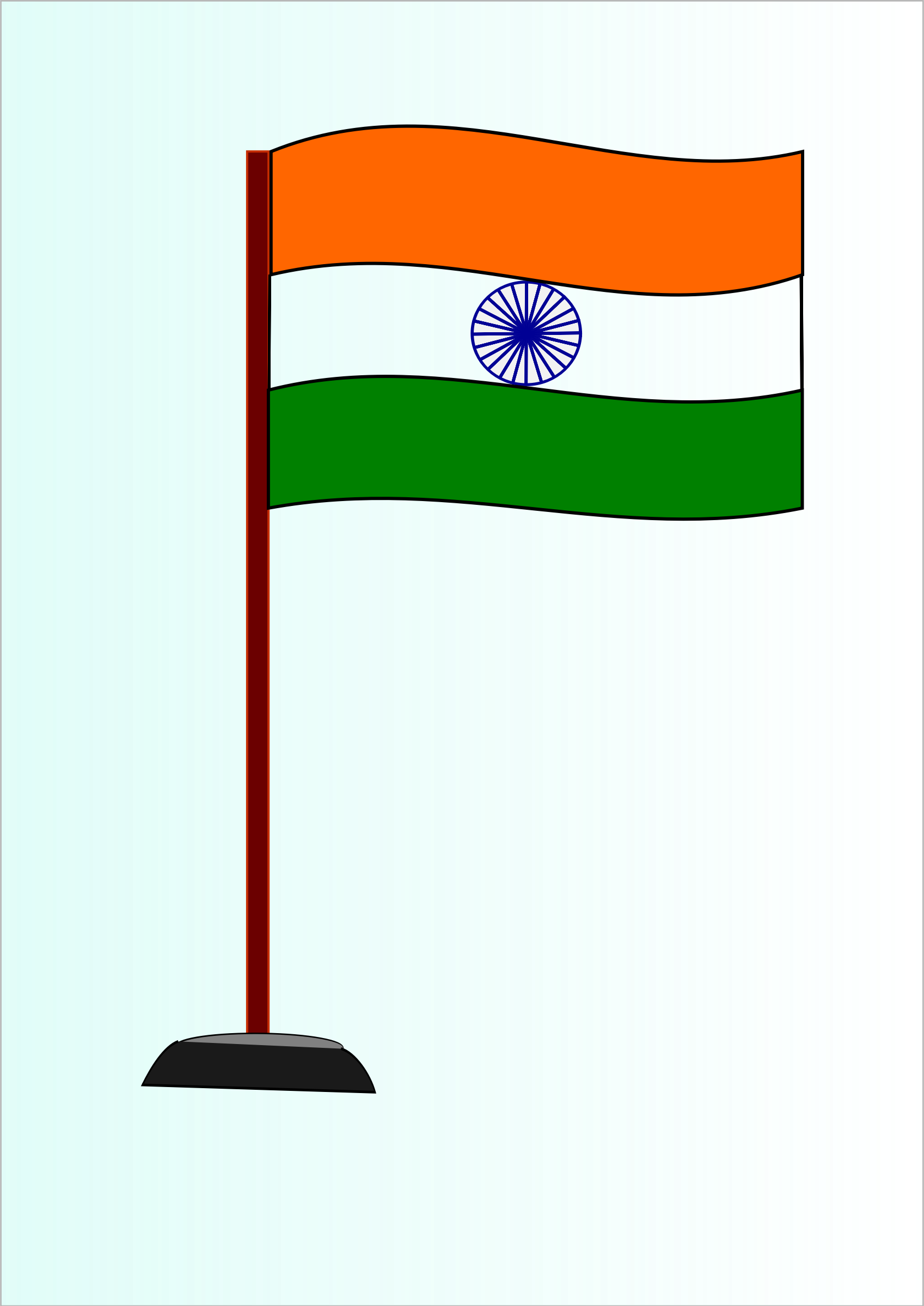 Rectangle free on dumielauxepices. Wheel clipart flag indian