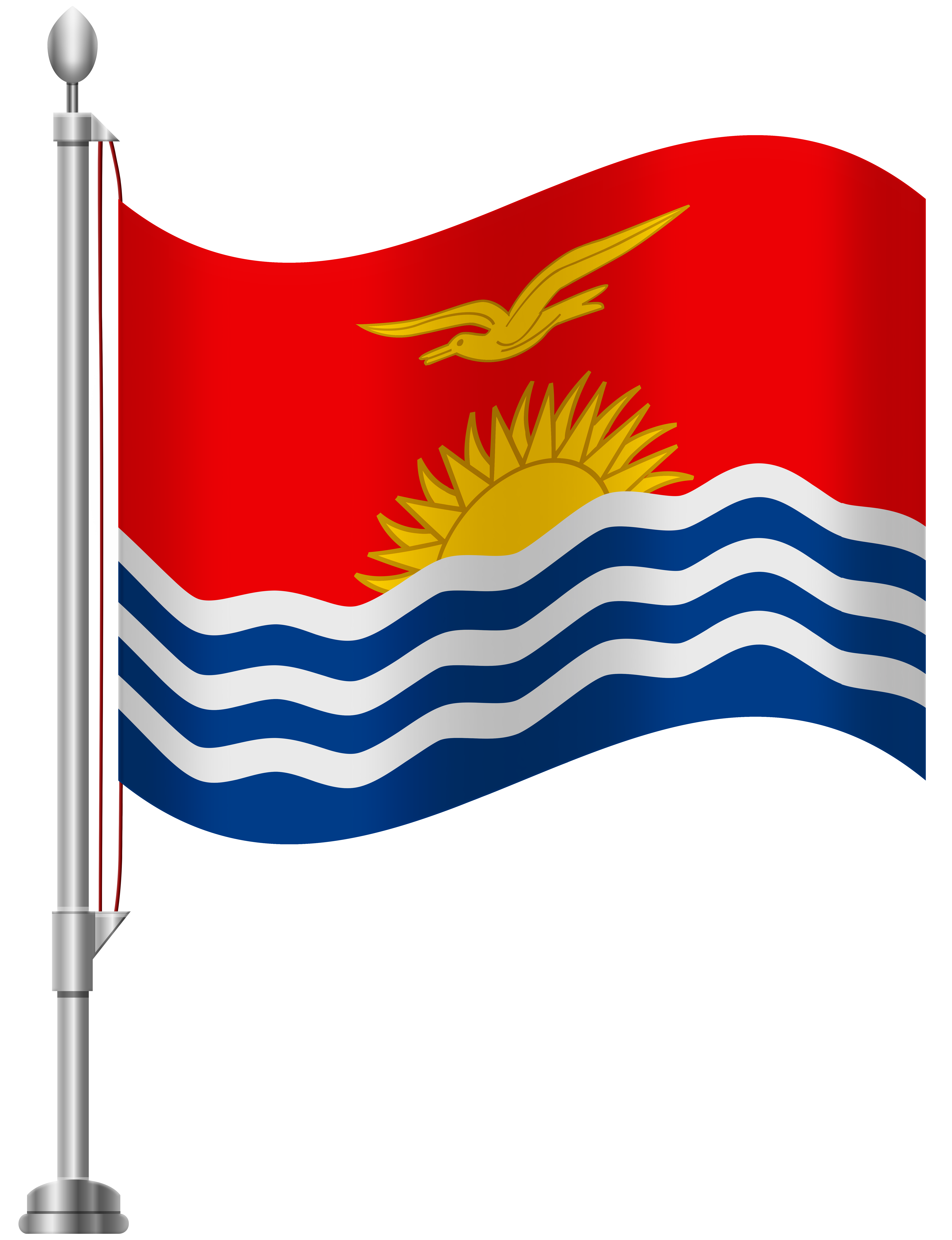 Usa clipart grey. Kiribati flag png clip