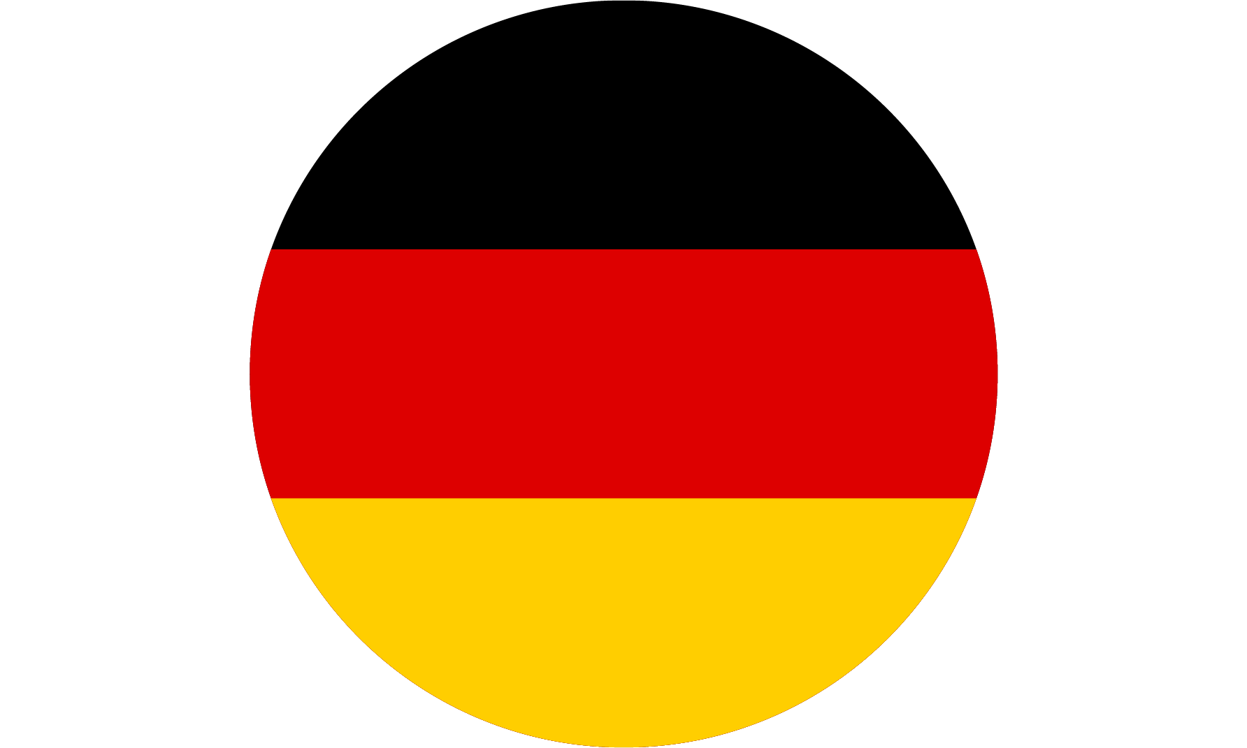 German flag png transparent. Germany clipart yellow