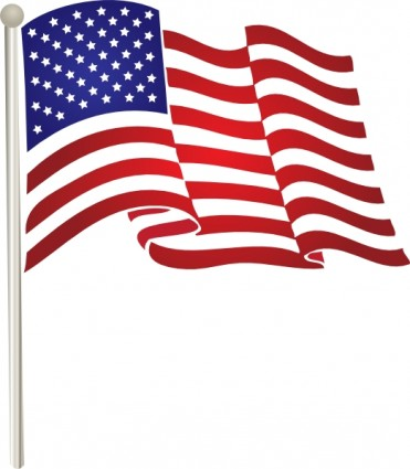 Free american art download. Flag clipart vector