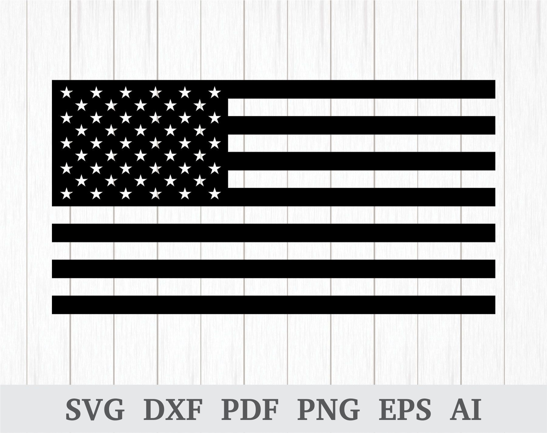 Flag clipart vector. American svg usa th