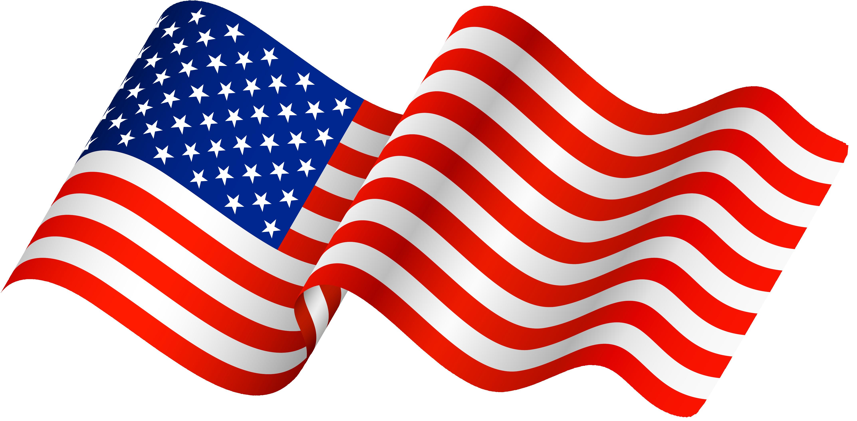 Usa flag clip art. Flags clipart patriotic