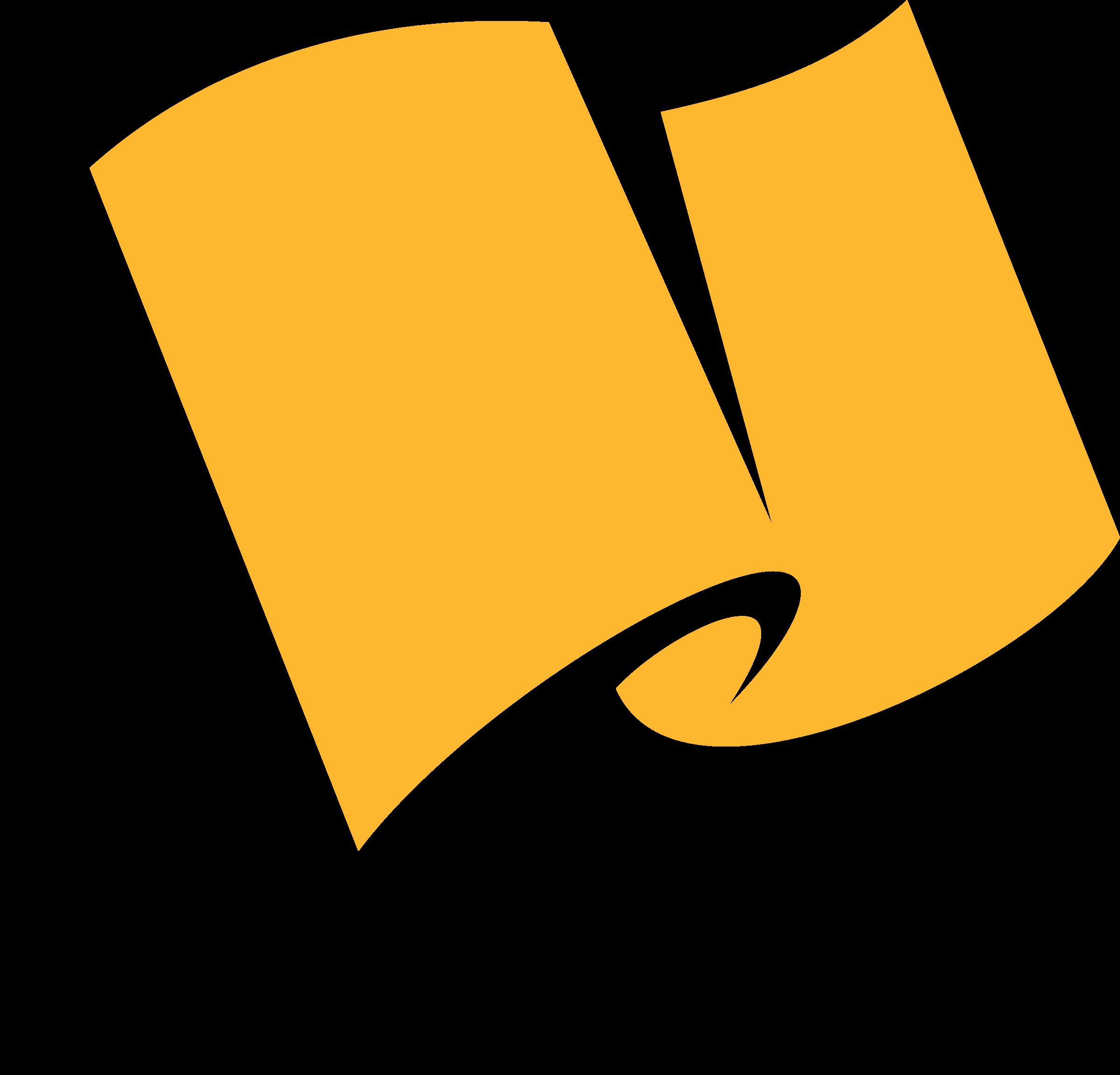 Race clipart racing banner. Flag yellow big image