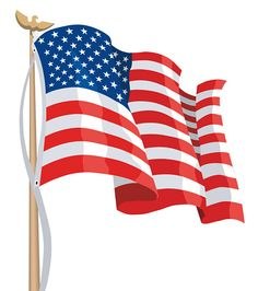Free the cliparts american. Flag clipart