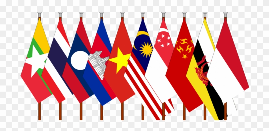 Country clipart transparent. Flags border pinclipart
