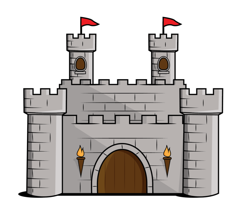 Flags free on dumielauxepices. Medieval clipart night