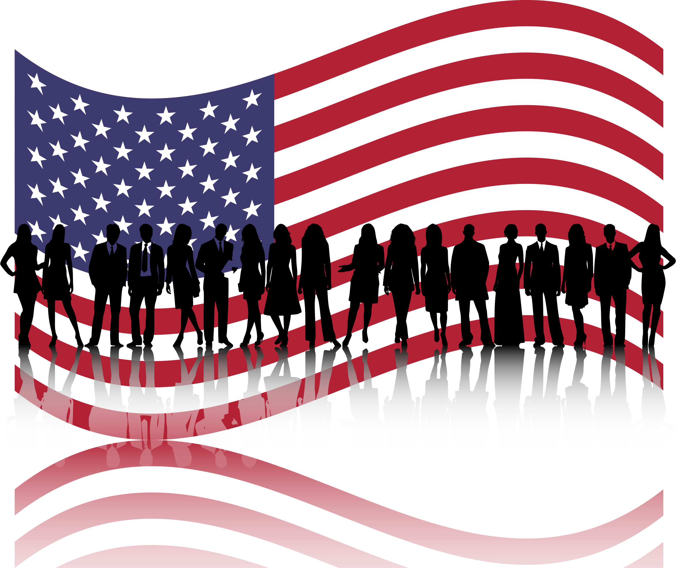 We the people big. Humans clipart grooming