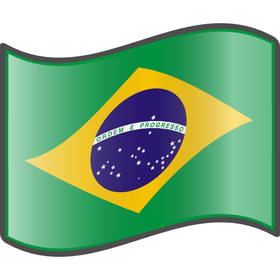 Flags clipart team. Free brazil flag vector