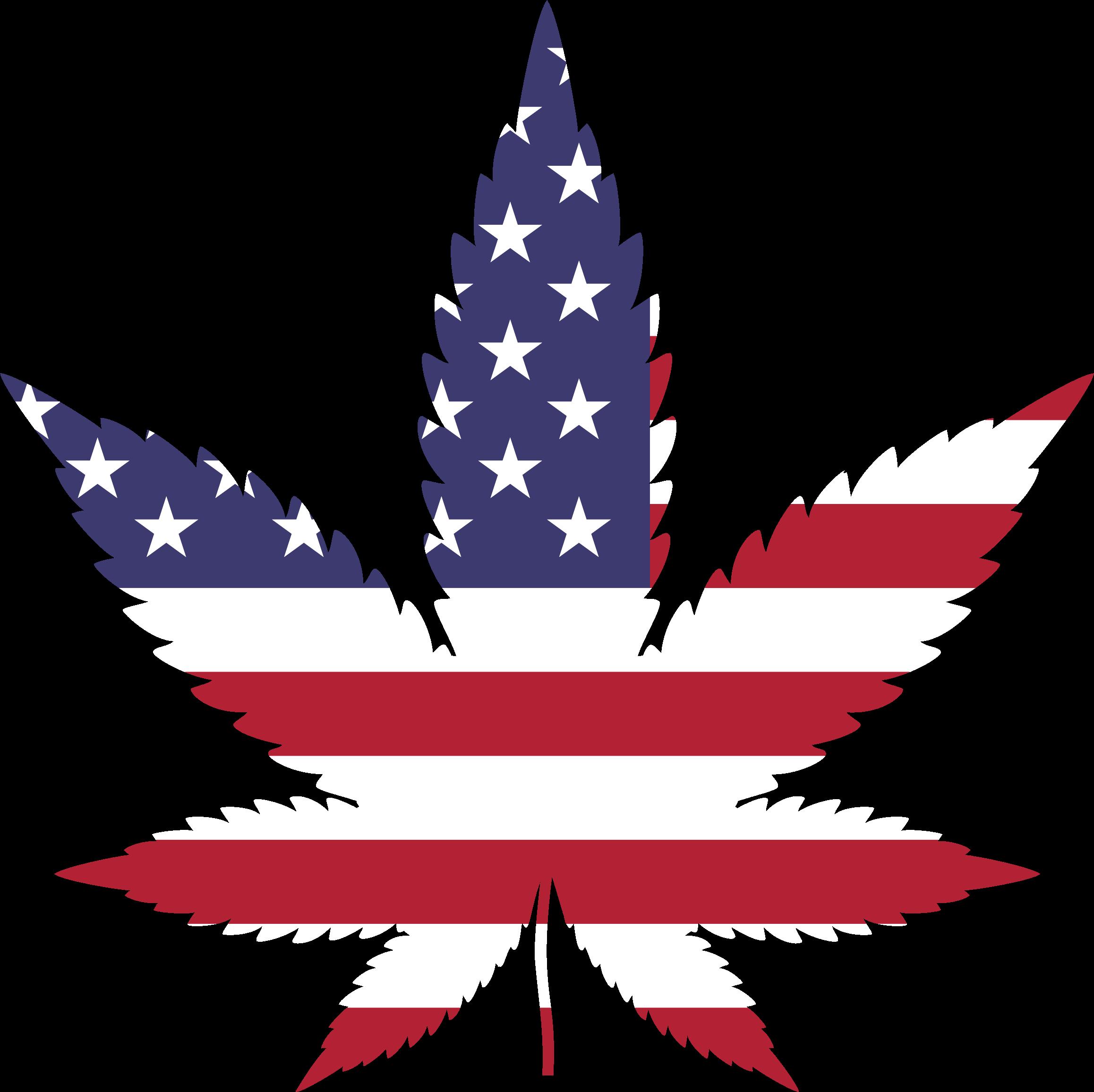 American flag icons png. Marijuana clipart clip art