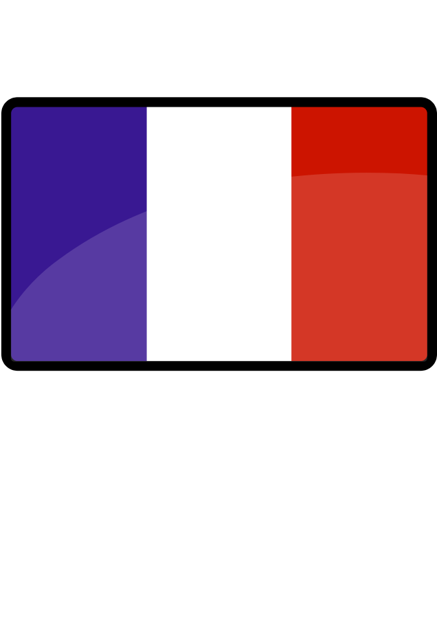 Free french flag download. France clipart small