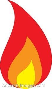 Flame clipart. Clip art free panda