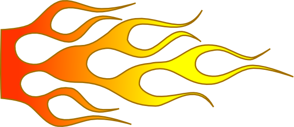 Flame border png. Clip art free clipart