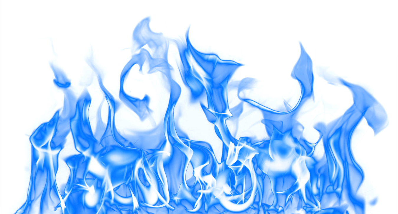 Blue smoke png transparent. Fire picture mart