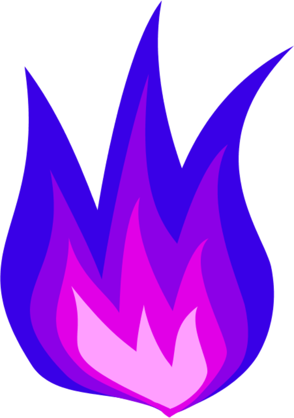 Flames clipart fire symbol. Flame clip art camp